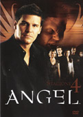 Dvd Angel Stagione 4
