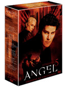 Dvd Angel stagione 5
