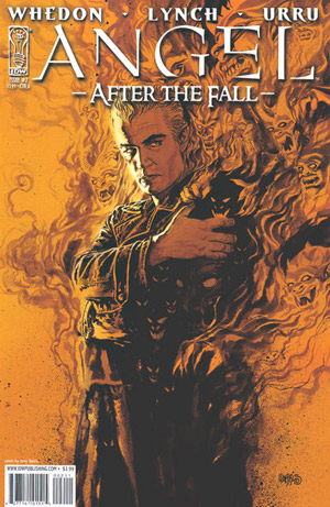 After the Fall #2 cover