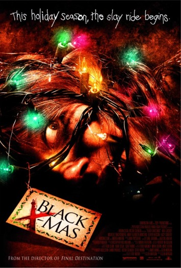 Michelle Trachtenberg in Black Christmas - Poster 1