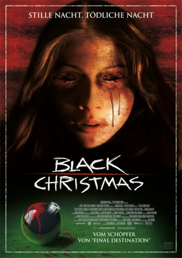 Michelle Trachtenberg in Black Christmas - Poster 2
