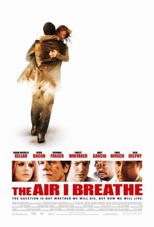 Sarah Michelle Gellar in The Air I Breathe - Poster