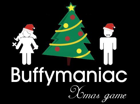 Buffymaniac Xmas Game!