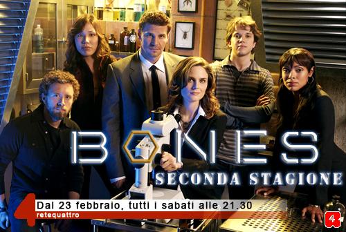 Bones stagione 2