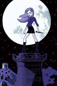 Buffy animated